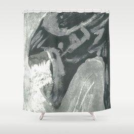 Resist Xenomorph Shower Curtain