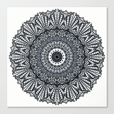 Mandala Mehndi Style G378 Canvas Print