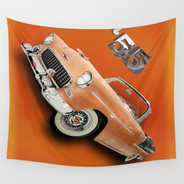 Happy Days with the Top Down Wall Tapestry