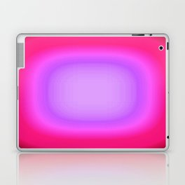 Pink Focus Laptop & iPad Skin