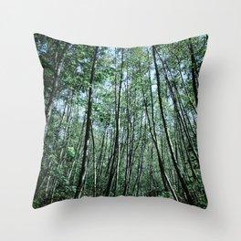 Shinrin-Yoku II Throw Pillow