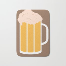 Beer! Bath Mat