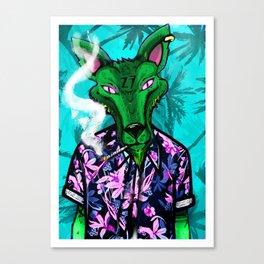 wulf Canvas Print