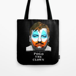 Pogo the Clown Tote Bag