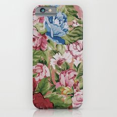 Roses Collage iPhone 6s Slim Case