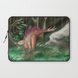 Stegosaurus 001 Laptop Sleeve