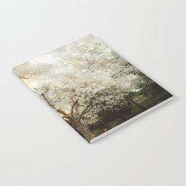 The Ghosts in the Trees Notebook