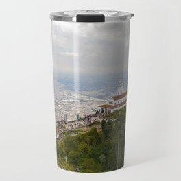 Cerro de Monserrate Travel Mug