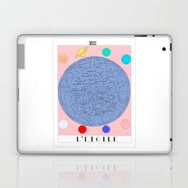 l'etoile - the star tarot card Laptop & iPad Skin