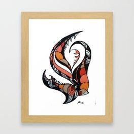 KN 1 Framed Art Print