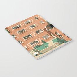 Hitchcock's Rear Window Notebook