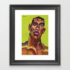 Killer Joe Framed Art Print