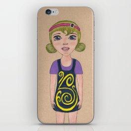 Georgie iPhone Skin