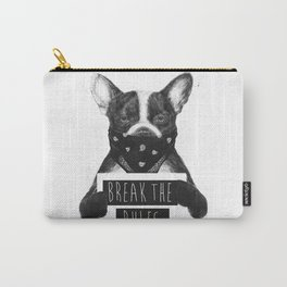 Rebel dog Carry-All Pouch