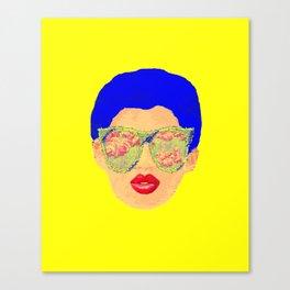 Fubar Canvas Print