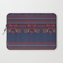 A Lazy Winter Sweater Laptop Sleeve
