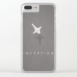 Inception Clear iPhone Case