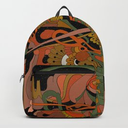Olive Branch Backpack