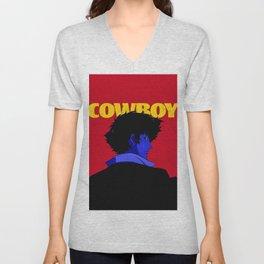 Cowboy Bebop Unisex V-Neck