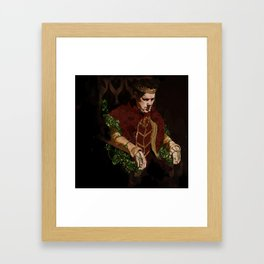 Richard II Framed Art Print