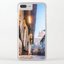 Tallin 1.9 Clear iPhone Case