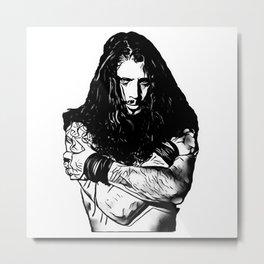 Cornell Metal Print