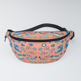 Sewing Symmetry Fanny Pack