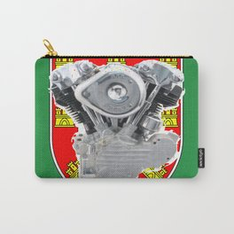 Shield of Portugal Knuckle Carry-All Pouch