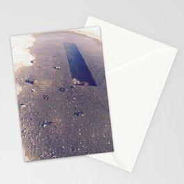 Dark Puddle Stationery Cards