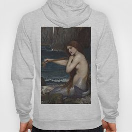 A MERMAID - WATERHOUSE Hoody