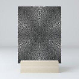 optical no.1 Mini Art Print