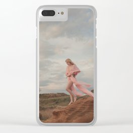 I want to break free Clear iPhone Case