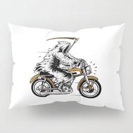 Reaper Racer Pillow Sham