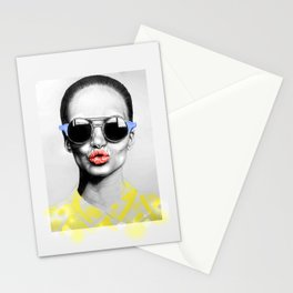 + SMOKE AND MIRRORS PRIMARY + Stationery Cards