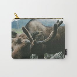 Alaska Moose Carry-All Pouch