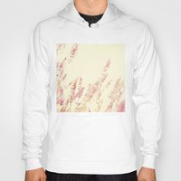lavender Hoodies featuring Lavender by Ana Guisado