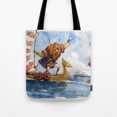 Viking Tote Bag