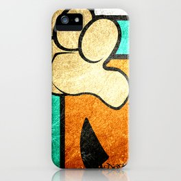 Mediocre Fred iPhone Case