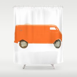 Vantastica 1977 Shower Curtain
