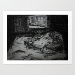 Diurnal Art Print