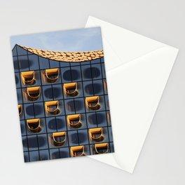 Elbphilharmonie Sunset Stationery Cards
