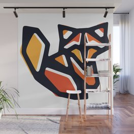 Anigami Fox Wall Mural