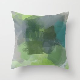Feel like you can breathe Throw Pillow