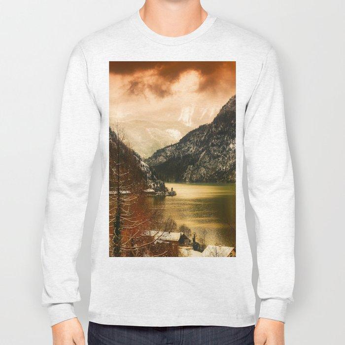 Austrian Wanderlust Long Sleeve T-shirt