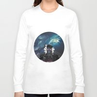 charli xcx Long Sleeve T-shirts featuring CHARLI XCX by Lucas Eme A