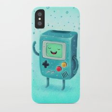 Game Beemo iPhone X Slim Case