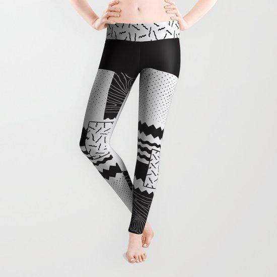 Sharkephant Leggings