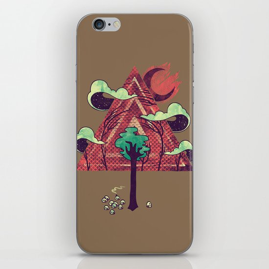 The Evergreen iPhone & iPod Skin