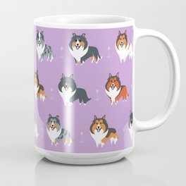 Shelties Coffee Mug