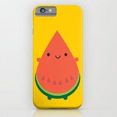 Kawaii Watermelon iPhone 6s Slim Case